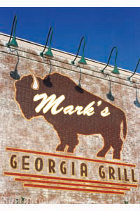Mark's Georgia Grill