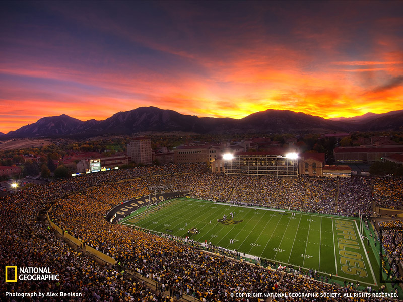 Colorado stadium