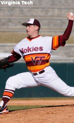 Va Tech baseball uniforms