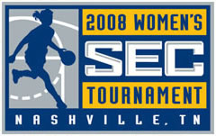 2008 SEC Women's Tournament