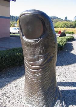 Monument to Steve Detwiler