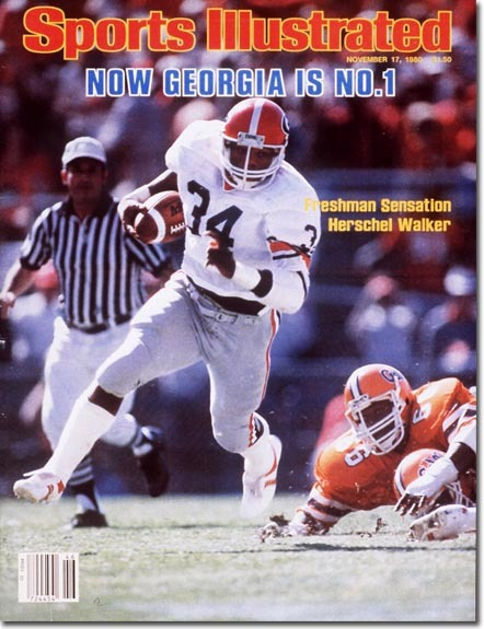 1980 UGA SI cover