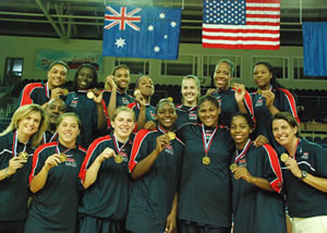 U21 WBB World Champs